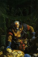 Inquisitor Grundvald, Xenoscourge of Helschen