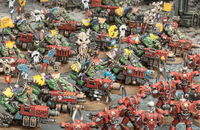 Flash Gitz vs. Chaos Marines