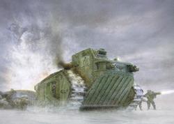 Imperial Crassus Armoured Assault Transport