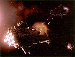 Lord Bellerophon First Battle Vraks