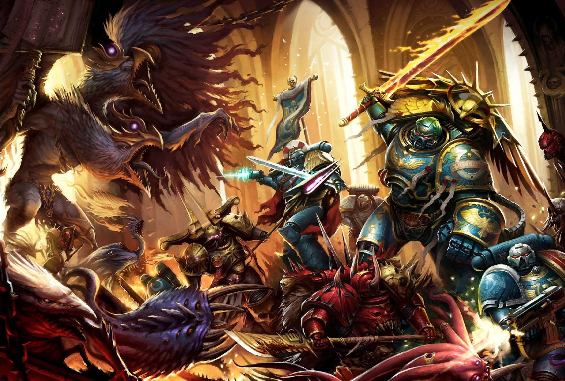Warhammer 40k Fandom Powered By Wikia