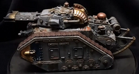 Leman Russ Incinerator side view