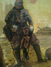 Ban´aran Imperial Guard