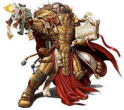Daemon Hunter Ordo Malleus
