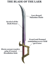 Blade of the Laer