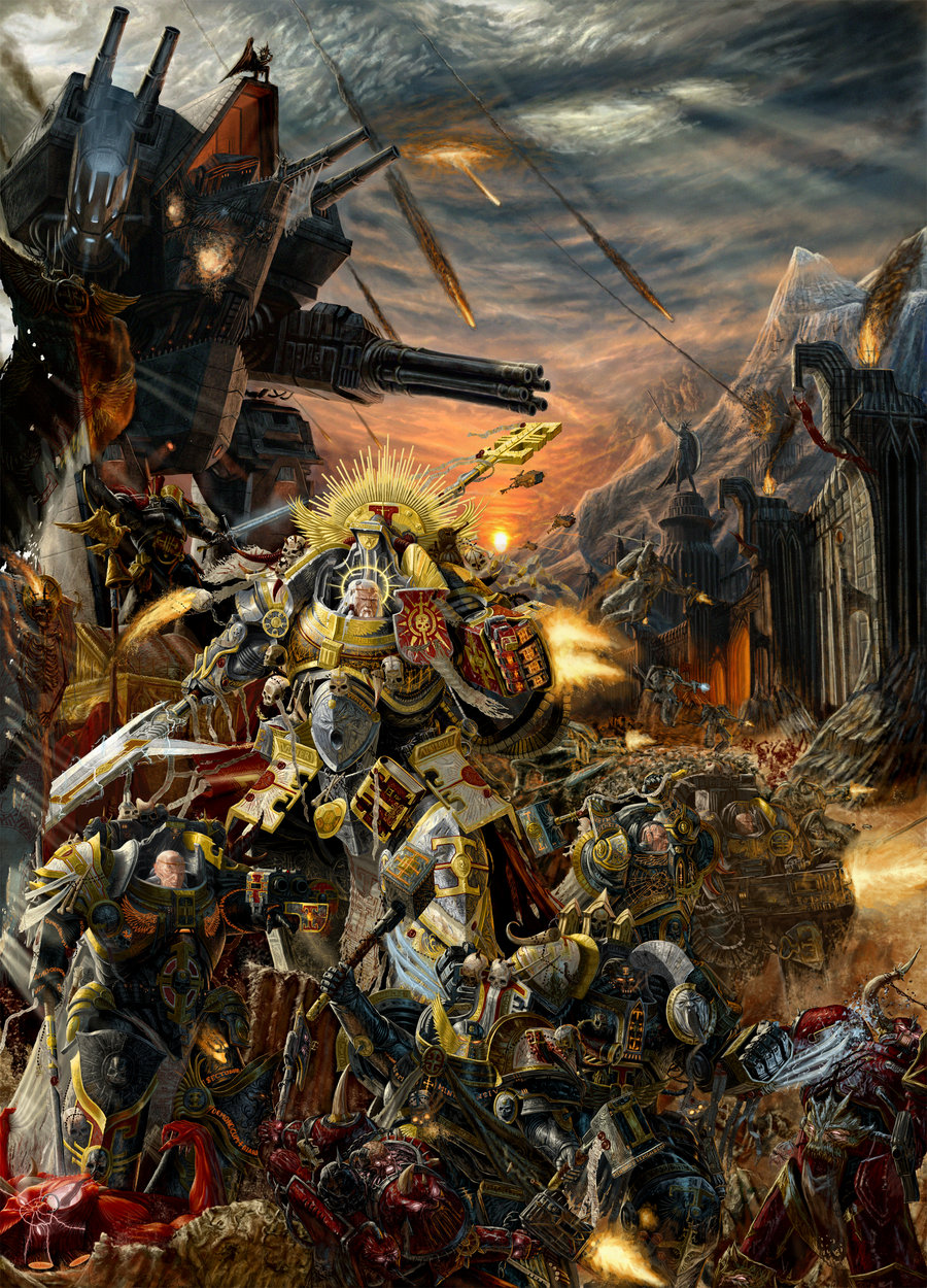 First War for Armageddon | Warhammer 40k | FANDOM powered by Wikia