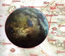 Bodt Cartograph Galaxy Location