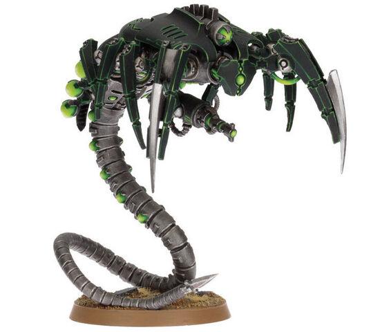 File:Canoptek wraith model.jpg