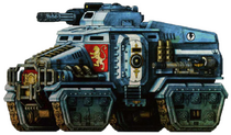 55th Kappic Eagles Taurox Prime