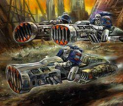 Grast Jetbike Squad