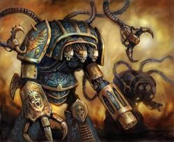 Cybernetica Robot
