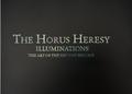 TheHorusHeresyIlluminationsCover