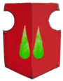 BA 8th Co Livery Shield