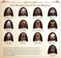 IW Legion Tact Markings