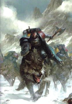 Soul Guardians Thunderwolf Cavalry