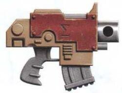 Godwyn-Ultima Bolt Pistol Minotaurs
