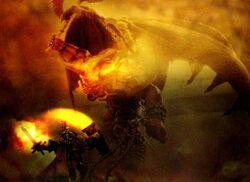 Lord Rex vs. An'ggrath