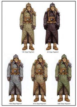 Krieg Guardsmen