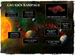 Grukk's Rampage Map