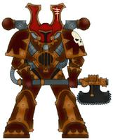 Brazen Beasts Chaos Marine 4