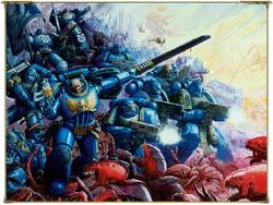 Calth Besieged 1st Tyrannic War