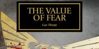 The Value of Fear (Short Story)