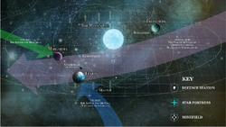 Fenris System Cartographic Map