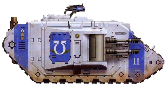 File:MKII Land Raider.jpg