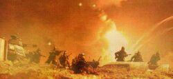 Krieg Infantry Storm Lines