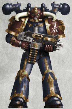 Scouged Heretic Astartes
