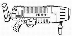 Plasma Gun MkXII 'Ragefire' Pattern