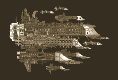 Imperial Fleet by The First Magelord