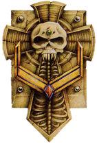 Crux Terminatus Sergeant Badge