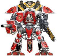 Knight Paladin Unyielding Iron
