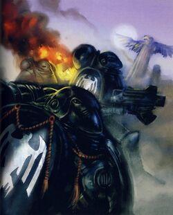 Raven Guard MKVI Armor