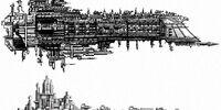 Oberon-class Battleship