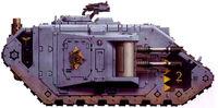SW MKIIb Land Raider Phobos