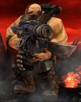 Dawn of War II-Ogryn 001