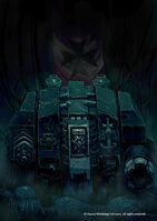 Black Templar Dreadnought