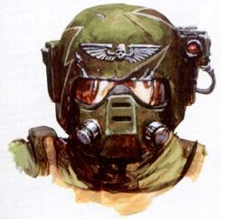 Cadian Tri-Dome Helmet