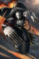 Legends of Space Marines - Shrike