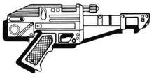 Archaic Pistol