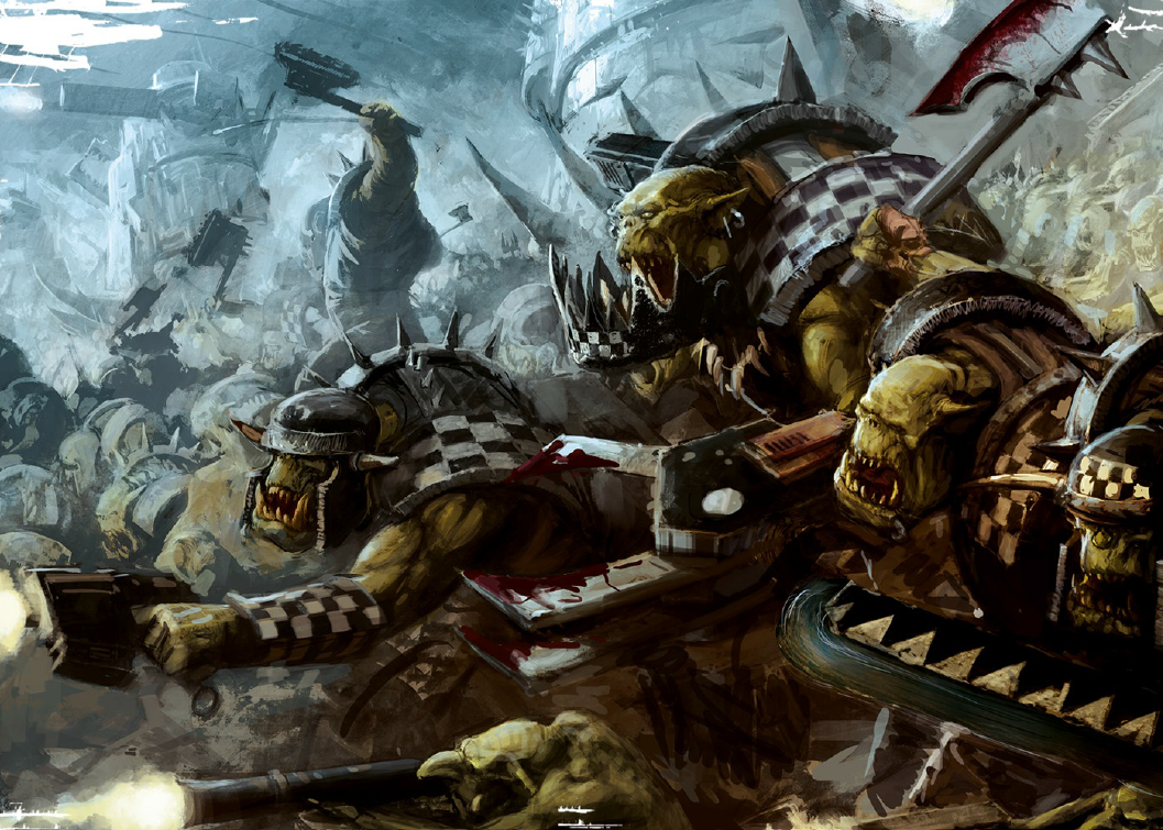 Vostroyan Scions: Out Of The Dark (DAOT Remnants In 40K)