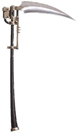 Deathshroud Power Scythe