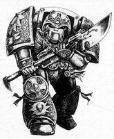 Grey Knights Mk 1