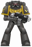 Storm Warriors Marine