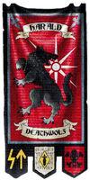 Deathwolves' Banner