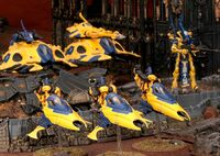 Iyanden Vehicles