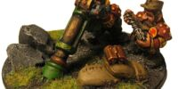 Mole Mortar