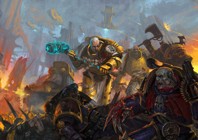 File:Imperial Fists vs. Chaos.jpg